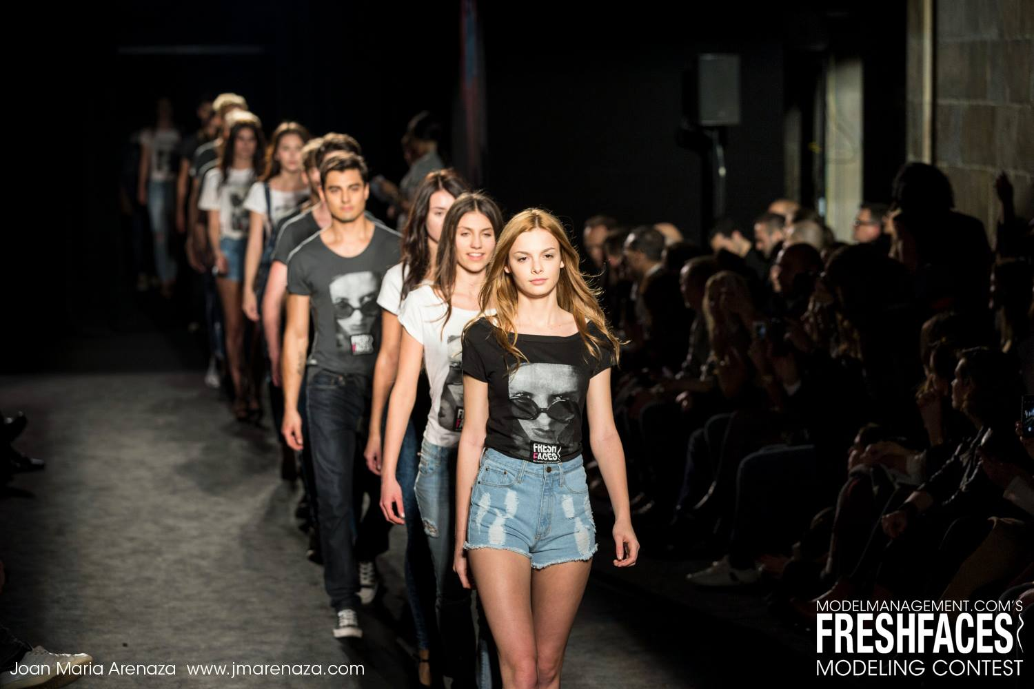 Model Management Fresh Faces World Finals